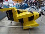 eines der kleinsten Flugzeuge der Welt