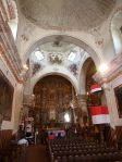 San Xavier del Bac innen