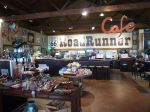 Roadrunner Café in Seligman