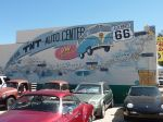 Kingman - Wandgemälde Route 66