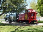 Kingman - Erinnerung an die alte Eisenbahn