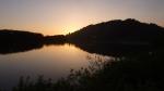 Sonnenuntergang am Klamath River