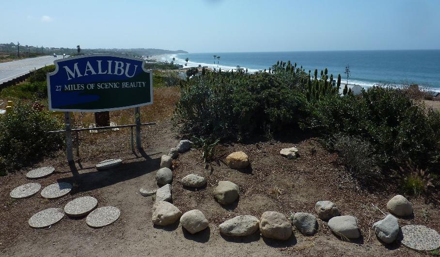Usa westk ste a k weltenbummler for Malibu motors santa monica
