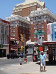 das Geschäftsviertel El Pasos