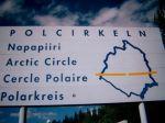 Polarkreis in Jokkmokk