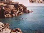 Einstieg Playa Chica