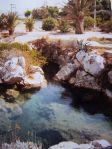 Felsspalten von Argostoli