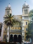 Kathedrale in Tunis