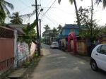 gemütliches Sträßchen in Fort Kochi