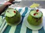 Pina Colada mit richtigem Kokossaft