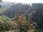 Deutschlands längste Hängeseilbrücke