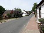 Hauptstraße von Drewelow