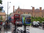 Busverkehr in Cambridge
