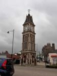 Uhrturm in Newmarket