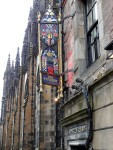an der Royal Mile