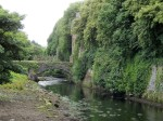 Hintereingang Glenarm Castle