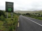 Einfahrt nach Connemara