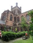 Klosterhof der Kathedrale