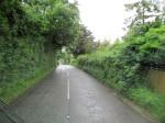 typisch englische Straße