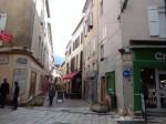 Einkaufsstraße in Millau