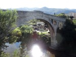 Teufelsbrücke in Céret
