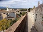 Gironas Stadtmauer