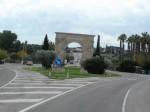 römisches Tor in Tarragona