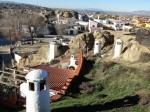 Höhlenwohnungen Guadix