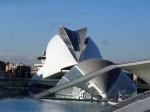 IMAX-Kino und Opera Valencia