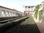 Palastgarten im Generallife