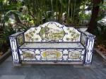 Bank im Park Virgen del Rocio