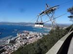 Gibraltar von oben